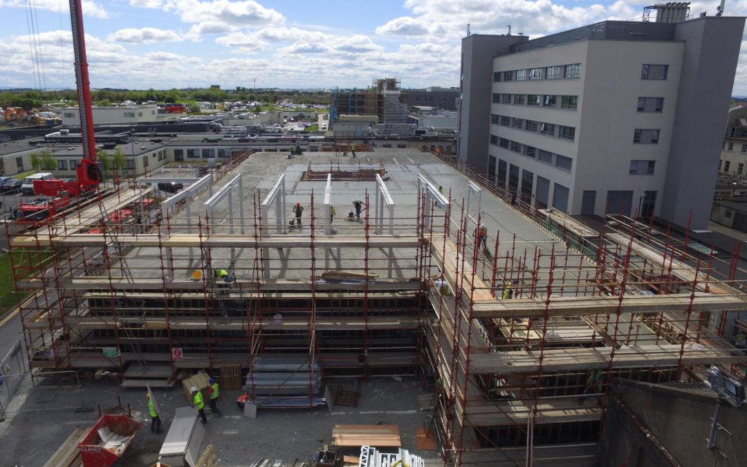 Project Update: University Hospital Limerick & Croom Orthopedic Clinic