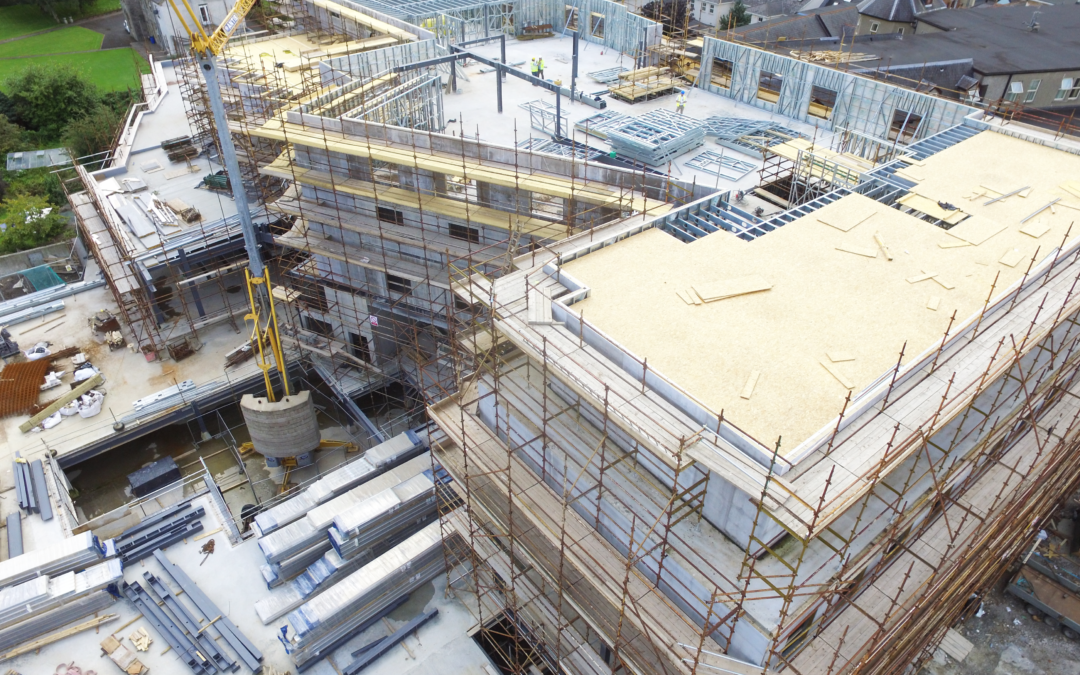 Pandemic Restrictions Highlight Benefits of Offsite Construction